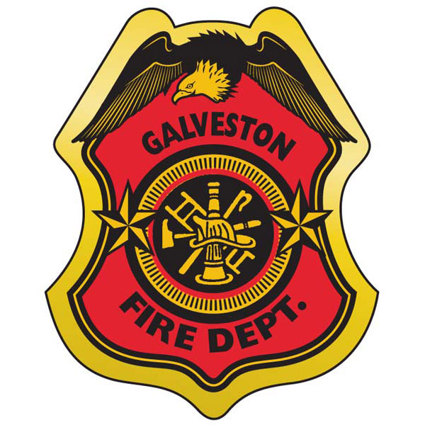 Custom Junior Firefighter Badge Stickers ✓ Satu Sticker