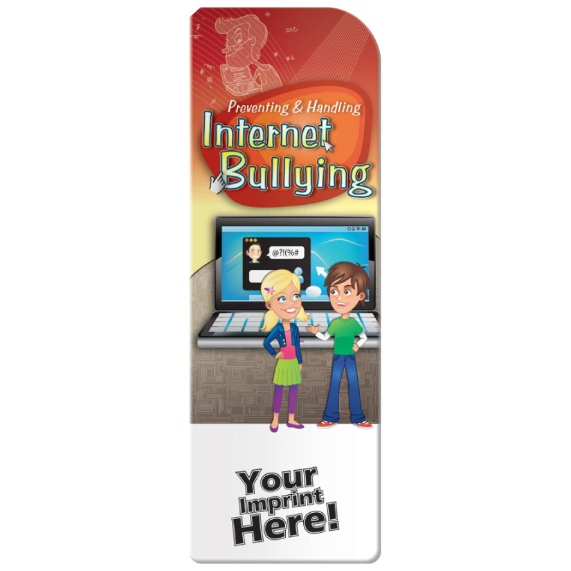 """Preventing & Handling Internet Bullying"" Bookmarks (Custom)"