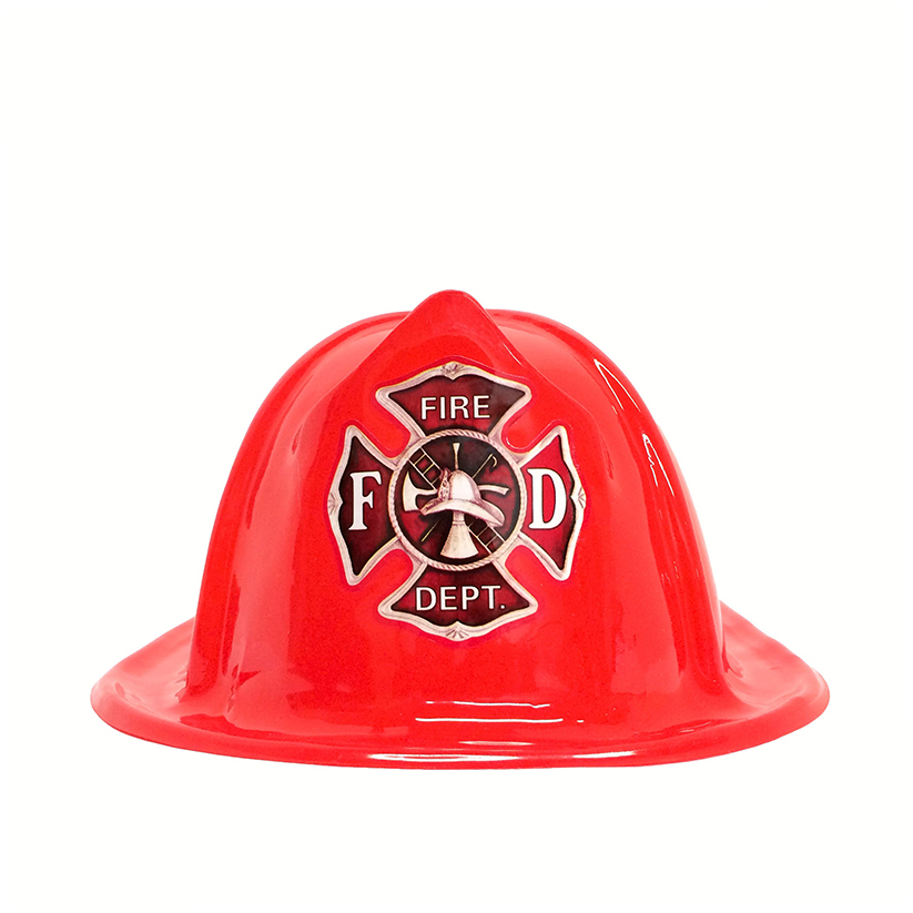 BEST BUDGET Plastic Fire Hats (Stock)