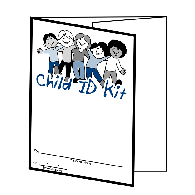 Child ID Kits (Stock)
