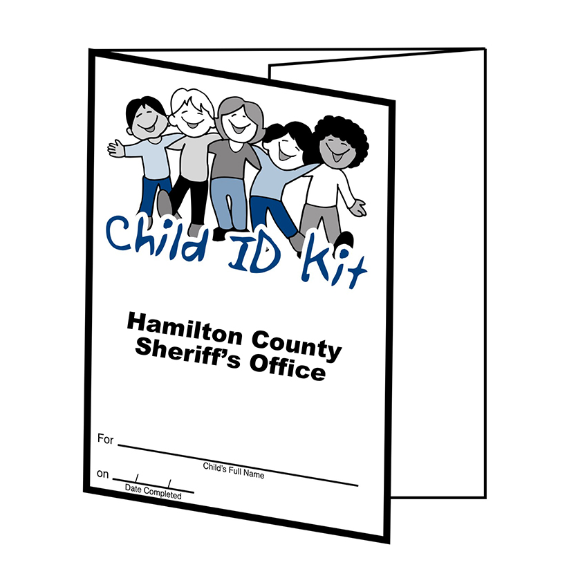 Child ID Kits (Custom)
