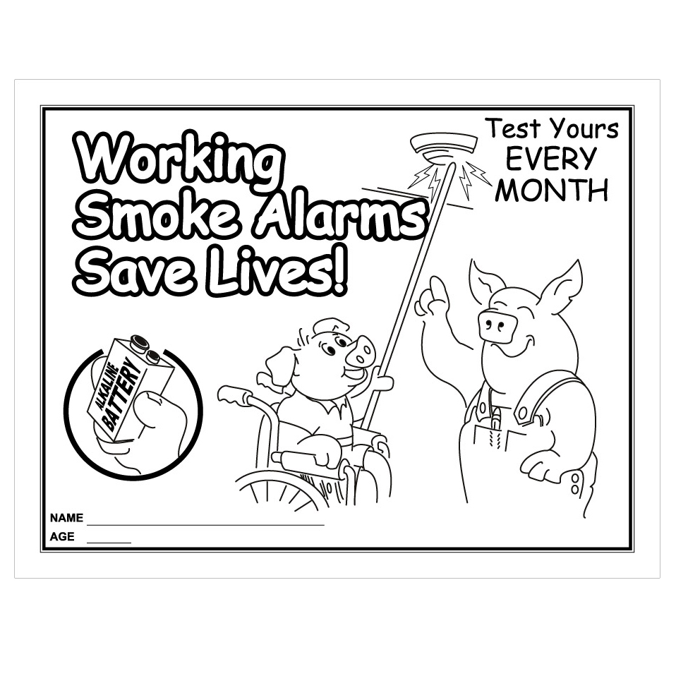 stephens publishing fire prevention week promotional items
