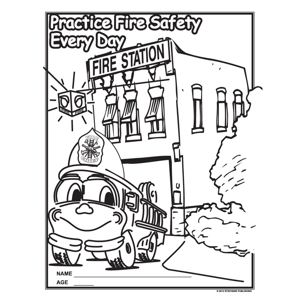 Stephens Publishing - Fire Prevention Week Promotional Items ...