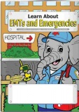 """EMTs and Emergencies"" Coloring & Activity Books (Stock)"