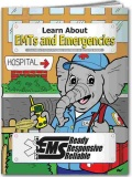 """Learn About EMS"" Coloring & Activity Books (Custom)"