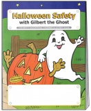 """Halloween Safety"" Coloring Books (Stock)"
