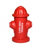 Fire Hydrant Stress Relievers (Custom)