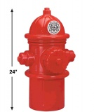 Fire Plug Container - FREE WITH AN ORDER OF $1000 OR MORE!