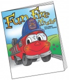 """Fun Fire Trucks"" Coloring & Activity Books (Stock)"
