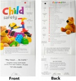 "Pocket Slide Guide ""Child Safety"" (Custom)"
