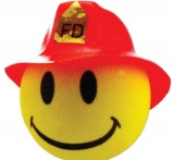 Antenna Balls - Happy Fireman (Stock)