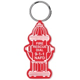 Fire Plug Keytags (Custom)