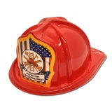 DELUXE Fire Hats - Patriotic (Custom)