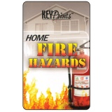 "Pocket Guide ""Home Fire Hazards"" Key Points (Custom)"