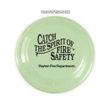 "9"" Glow In The Dark Fun Flyers (Custom Frisbees)"