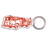 Fire Truck Keytags (Custom)