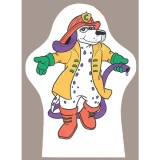 Hand Puppets Full Color (Stock)