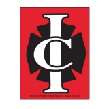 IC Fire Rescue Stickers (Stock)