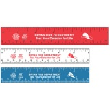 "6"" Plastic Rulers (Custom)"