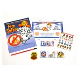 Fire Safety Kits - Donny Dalmatian (Stock)