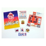 Fire Safety Kits - Play It Safe (Stock)