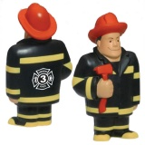 Fireman Stress Relievers (Custom)