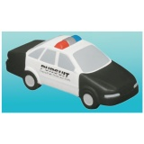 Police Car Stress Relievers (Custom)