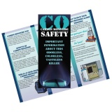Carbon Monoxide Safety Brochures (Stock)