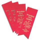 Fire Prevention Ribbons (Stock)
