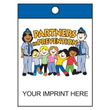 """Partners In Prevention"" Litter Bags (Custom)"