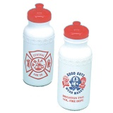 Bike Water Bottle 20 oz (Custom)