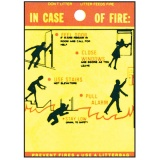 """In Case of Fire"" Litter Bags (Stock)"