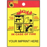 """In Case of Fire"" Litter Bags (Custom)"