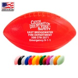 Mini Plastic Footballs (Custom)