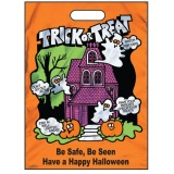 "Trick or Treat Halloween Bags 11""x15"" (Stock)"