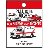 """Pull To The Right"" Litter Bags (Custom)"