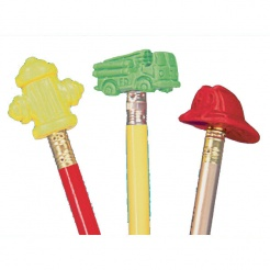 Pencil Top Erasers (Stock)