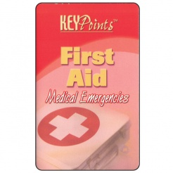 "Pocket Guide ""First Aid"" Key Points (Custom)"