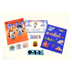 Fire Safety Kits - 911 (Stock)