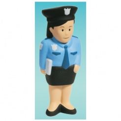 Police Woman Stress Relievers (Custom)