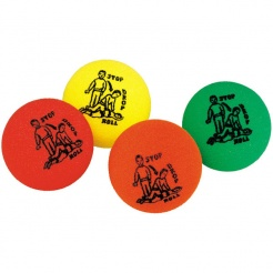 Stop-Drop-Roll Foam Balls (Stock)