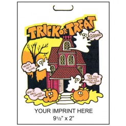 "Trick or Treat Halloween Bags 11""x15"" (Custom)"