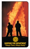 Pocket Planners - Firefighters (Custom)